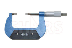 Precision 1 2 Inch Blade Outside Micrometer 0001