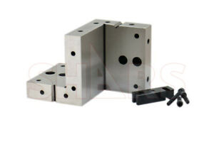 Out Of Stock 90 Days Shars 6 X 4 X 1 X 1 4 Compound Angle Plate Clamp 0002