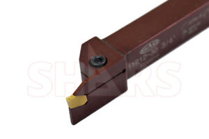 Shars 3 4 X 3 4 Shank Precision Grooving Profile Turning Tool Holder Gtn 3 New