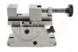 Out Of Stock 90 Days Shars Universal 360 Swivel Angle Plate Milling Vise 00004