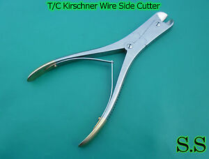 T c Kirschner Wire Side Cutter Orthopedic Instruments