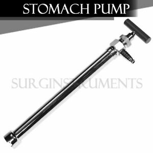Veterinary Stomach Pump Medical Surgical Veterinary Animal Pet Instruments