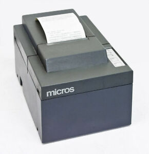 Micros Remote Auto cut Printer model 385 1