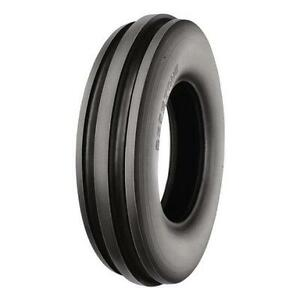One 6 00 12 Firestone 3 rib Front Farm Tractor Tire Tube Made In Usa