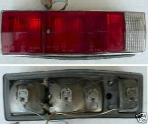 1972 Unknown Altissimo Tail Light Assy