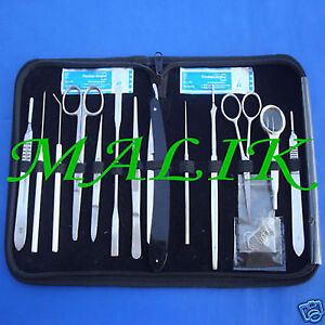 40 Dissecting Dissection Kit Medical Student Biology
