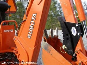 Kubota Tractor Backhoe In Stock | JM Builder Supply and