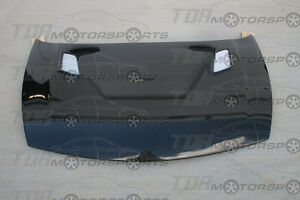 Seibon 06 11 Civic 2d Carbon Fiber Hood Mg Fg