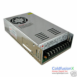 12v 29a Switching Power Supply For Cctv Security Camera