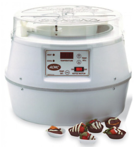 Acmc Table Top Chocolate Tempering Machine Melter