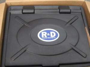 R d Drum Mounts Parts Cleaner New In Box