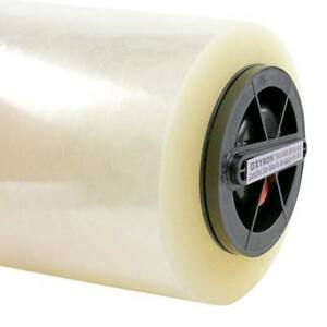 New Xyron 4400 Two Sided Standard Laminating Roll Set 38 X 300