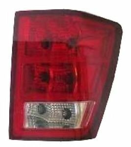 Right Tail Light Fits 2005 2006 Jeep Grand Cherokee Rear Lamp New