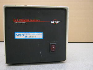 Diagnostic Instruments spot Rt Power Supply Sp402 115