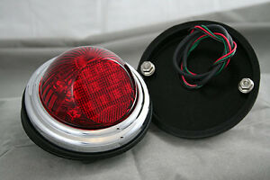 1937 37 1938 38 1939 39 1940 40 Willys Led Tail Light