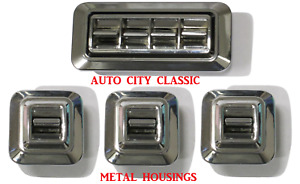 Power Window Switch Set 1967 1968 1969 Chevelle Cutlass Gto