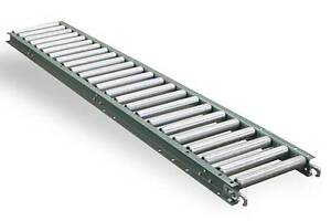 Roller Conveyor Steel Frame 30 w On 6 Centers
