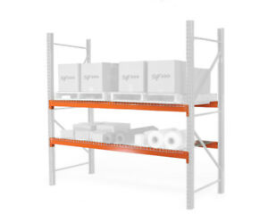 Pallet Racks Teardrop Beams 144 l X 5 h 3 737 Lb Capacity