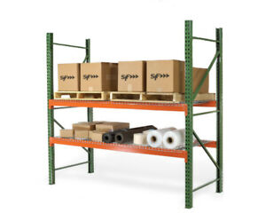 Pallet Racks Teardrop Beams 120 l X 6 h 6 678 Lb Capacity