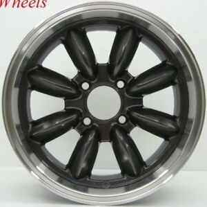 16x7 Rota Rb Rim 4x100 Wheel tires Mini Cooper All Year