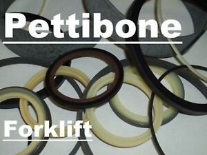 Ll 6019 2 Fork lift Cylinder Seal Kit Fits Pettibone Rt Forklift C8042