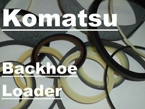 707 99 26530 Backhoe Bucket Cylinder Seal Kit Fits Komatsu Wb146 5 Wb146ps 5