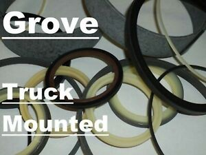 9752100029 Lift Cylinder Seal Kit Fits Grove Tm250 275
