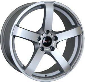 18 Traklite Brake Wheels 5x114 3 Rim Talon Accord Camry