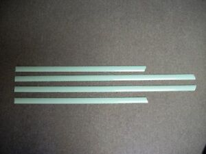 Unpainted Body Side Moldings Trim Mouldings For Hyundai Elantra 2007 2020