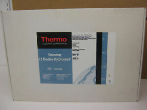 Fisher Scientific Thermo Shandon Ez Double Cytofunnel