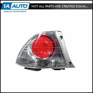 Outer Taillight Taillamp Brake Light Driver Side Left Lh For 04 05 Is300 Sedan