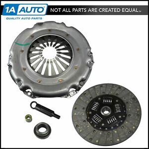 Complete Clutch Pressure Plate Set Kit For Chevy Gmc C K S10 Pickup Truck 4 3l