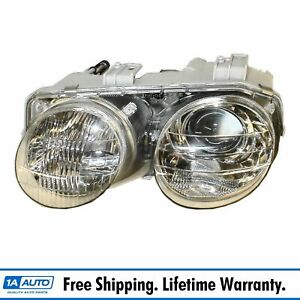 Headlight Headlamp Driver Side Left Lh New For 98 01 Acura Integra