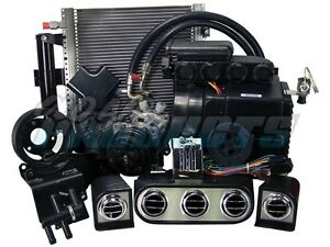 1965 1966 Ford Mustang 289 Complete Electronic A C Heat Kit Air Conditioning