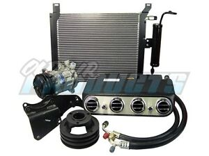 Ford Mustang 289 V8 W Power Steering Full Underdash Ac System Air Conditioning