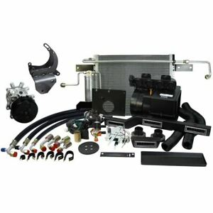 67 72 Ford Truck Complete Air Conditioning Heat Kit A C Integrated Switching