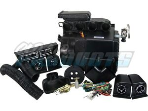 1969 1970 Ford Mustang Cable Controlled A c Heat Kit 69 70 Air Conditioning