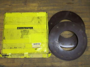 Chesterton 067315 Hydraulic Seals pack Of 2