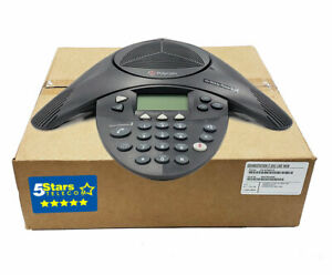 Polycom Soundstation 2 Ex Conference Phone 2200 16200 001 Renewed