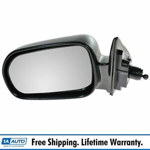 Manual Remote Mirror Left Lh Driver Side For 98 02 Honda Accord 4 Door