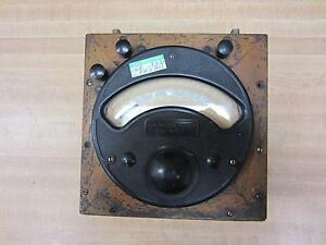 General Electric 912749 Antique D c Volt Meter Vintage Industrial