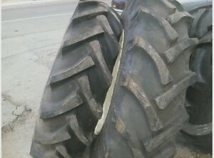 Ford Tractor 12 4x36 8 Ply Tires W Tubes