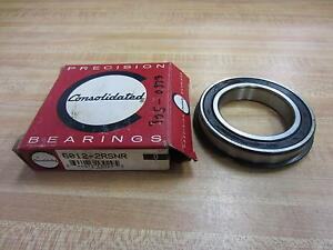 Consolidated Bearing 6012 2rsnr 60122rsnr Roller Bearing With Snap Ring