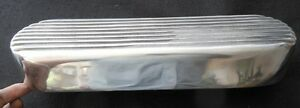 Hot Rod Rat Sb Chevy Ac 31f Finned Tri Power Air Cleaner With Bases Filters