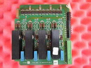 Part E7203 1 E72031 Pcb Assembly Ac Solid State Relay Board