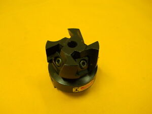 New Carbide Insert Face Mill Tool Cnc Sandvik Varilock R262 22 050 10 v50