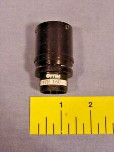 Optem ftm160 Fixed Magnification Tube 34 4mm In Length
