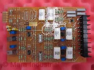 Ird Mechanalysis 30637 Pcb Board