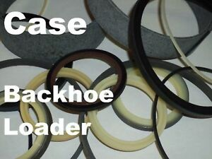 G110583 Backhoe Boom Cylinder Seal Kit Fits Case 580k 580sk 580 Super K