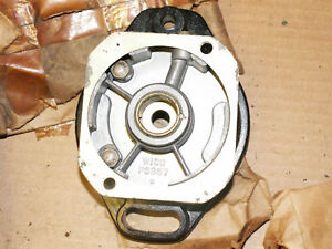 Vintage Old Tractor Gas Engine Wico Magneto Base Part